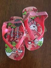 NWT Havaianas Baby Sandals PINK LAMB Flip Flop Brazilian Shoes SIZE: 7