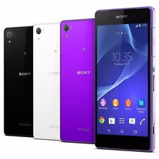 """Android Unlocked Sony Xperia Z2 D6503 16GB 4G LTE GSM Quad Core 5.2"""" Smartphone"""