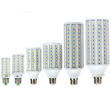 10W- 40W E27 5730 5630 SMD LED Corn Light  High Power Lamp Bulb 110V 220V White