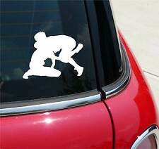 WRESTLING #5 WRESTLE WRESTLERS GRAPHIC DECAL STICKER ART CAR WALL