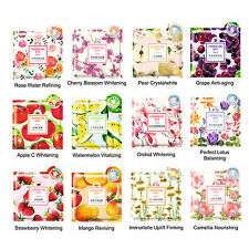 [L'HERBOFLORE] Garden of Venus Refining Whitening Hydrating Facial Mask x 1 PC