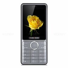 2.8 Inch GSM Unlocked Dual SIM Cell Phone New 3000mAh Battery Not Smartphone MP3