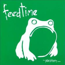 FEEDTIME - THE ABERRANT YEARS [LIMITED EDITION] USED - VERY GOOD CD