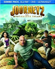 JOURNEY 2: THE MYSTERIOUS ISLAND USED - VERY GOOD BLU-RAY
