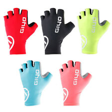 Summer Cycling Gloves Half Finger MTB Bike Bicycle Unisex Sport Fingerless Glove