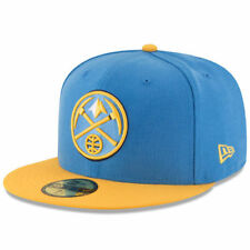 New Era Denver Nuggets Fitted Hat - NBA