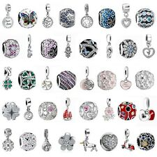 European Jewelry Pendant Silver 925 Charms Bead Fit Sterling Bracelets Necklace