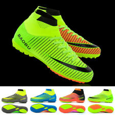 New Adults Mens Soccer Indoor Cleats Shoes Turf Soccer Football Trainers Sneaker