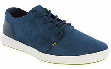 Merrell Freewheel Bolt Lace Leather Suede Casual Mens Walking Shoes J71441 Navy