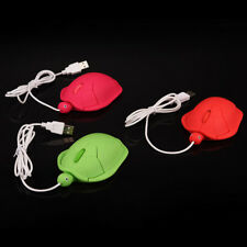 Turtle Shaped PC Laptop USB 2.0 1200dpi 3D Wired Optical Cute Turtle Mice Mouse