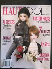 Haute Doll Magazine December 2006 Cy Girls, AI Sisters, Rainman