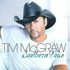 TIM MCGRAW SOUTHERN VOICE CD COMPACT DISC NEW SEALED SALE COUNTRY MUSIC