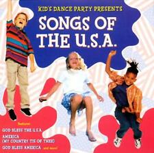 KIDS DANCE PARTY - KID'S DANCE EXPRESS: SONGS OF THE U.S.A. USED - VERY GOOD CD