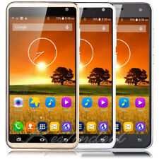 Factory Unlocked 5.5 Inch Mobile Phone Android Quad Core Dual SIM 3G Smartphone