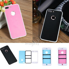 360°Full Body TPU Protective Case Cover Skin For Apple iPhone 6/6S/6Plus/7/7Plus