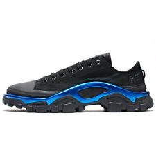 Adidas RAF SIMONS NEW RUNNER Black Blue Size 7 8 9 10 11 12 Mens Shoes FW 17/18