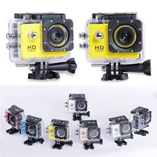 HD 1080P Helmet Action Bike Waterpoof Sports DV Video Recorder Camera Dash Cam