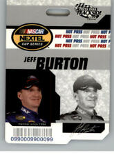 2004 Press Pass Trackside Hot Pass Nascar Racing Cards Pick From list