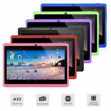 XGODY New 7'' HD Tablet PC Android4.4 Allwinner A33 Dual Camera  WIFI Bluetooth