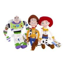 Official Licensed Toy Story Character Plush Toy Woody, Buzz or Jessie