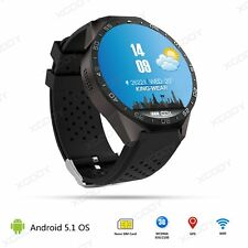 Android 5.1 Quad Core 4GB Bluetooth 3G Smart Watch GPS WIFI For IOS Samsung HTC