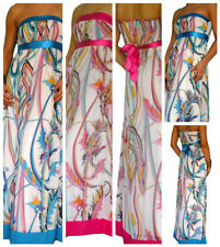 Womens Maxi Dresses Ladies Long Evening Party Prom Bridesmaid Size 8 10 12 14 16