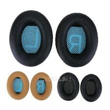 2 X Soft Replacement Ear Pads Ear Cushion for Bose QuietComfort QC35 Headphones