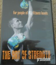 The Art of Strength Providence Kettlebells Workout DVD For all Fitness Levels