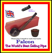 FALCON EXTRA PIPE STRAIGHT DENTAL MOUTHPIECE WITH CHOICE OF 16 DIFFERENT BOWLS