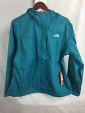 NEW THE NORTH FACE VENTURE JACKET HARBOR BLUE WOMENS SHELL RAIN FREE SHIP S-3XL