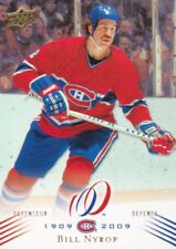 2008-09 Upper Deck Montreal Canadiens Centennial Hockey Cards Pick From List