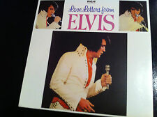 ELVIS PRESLEY:LOVE LETTERS FROM ELVIS (1971 Album)~2012 RCA CD Inc. Life - NEW