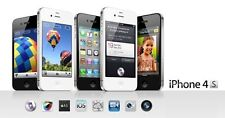 Unlocked iPhone 4S Mobile Phone 16GB Dual Core 3G WIFI GPS 8MP Camera Original