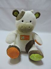Carter's Cow Plush Sound Moves Old MacDonald Farm Stuffed Animal Musical Motion