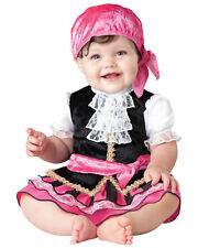 Pretty Little Pirate Toddler Baby Girls Infant Costume