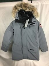 NEW Canada Goose LANGFORD PARKA MID GREY DOWN JACKET S M L AUTHENTIC HOLOGRAM