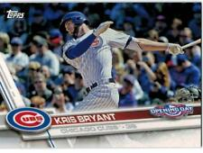 2017 Topps Opening Day Baseball Cards Pick From List (Includes Rookies)