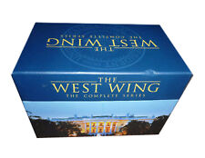 THE WEST WING Series 1-7 dvd boxset Complete Seasons.....brand new & sealed