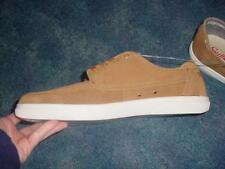 NEW MENS GORILLA BRUTALLY STRONG BROWN CASUAL MOC LACE SHOES SIZE 13 9