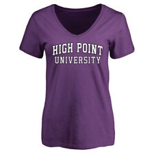 High Point Panthers Fanatics Branded Everyday Ladies Ssv T-Shirt - Purple