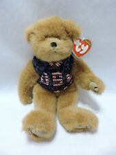 "Ty Attic Treasure Digby Jointed Teddy Bear 4th Gen 1993 11"" Brown Plush MWCT"