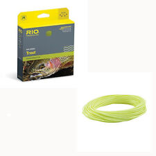 Rio Avid Trout WF Fly Line, Pale Yellow - w/Free Shipping!!!