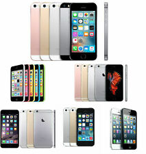 Apple iPhone 5S 6 6Plus 6s 6s Plus GSM Unlocked 16GB 64GB 128GB Smart Phone LOT