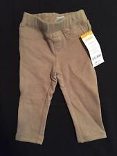 NWT Gymboree Girls Right Meow Gold Sparkle Pull On Pants Size 6-12 & 12-18 M