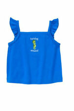 Gymboree NWT Girls Sea Splash Seahorse Hangin Around Top Size 3-6 12-18 & 18-24M