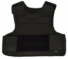 Ex Police Mehler Black Tactical Body Armour Stab Vest Spike Ballistic Security