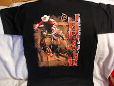 JARIPEO BULL RIDING COWBOY THE EXTREME RIDERS T-SHIRT