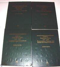 1909-2017 Lincoln Wheat, Memorial, & Shield Cent Parial Set, 4 Folders of Coins