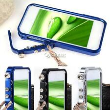 New Aluminum Metal Hard Frame Bumper Cleave Case Cover For Apple iPhone 5 DZ8 02