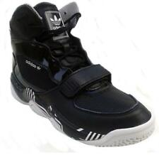 Adidas FYW Reign Mens Basketball Black Hi-Top Sports Trainers Shoes D65388